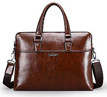 Мужская сумка JINGPINPJ. Сумка для документов, ноутбука. Высокое качество. Доступная цена. Код: КЕ156
