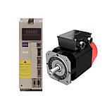 Комплектный сервопривод 0,6 кВт 4 Нм 1500 об/мин 380 В, фото 2