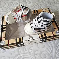 Пинетки кроссовки Burberry, фото 1