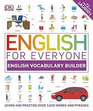Книга English for Everyone: English Vocabulary Builder / Английский словарь