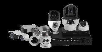 Видеонаблюдение и системы контроля доступа
