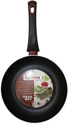 Сковорода Vitrinor Korinto Ø30см с антипригарным покрытием, фото 2