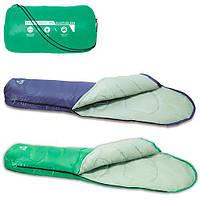Спальный мешок-кокон Bestway 68054, застежка-молния, сумка 12С-16С