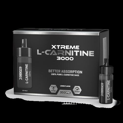 Prozis Xtreme L-Carnitine 3000 20x10ml