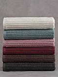 Набор махровых полотенец (30*30, 50*85, 75*150 ) TM Pavia Турция Stripe pudra, фото 3