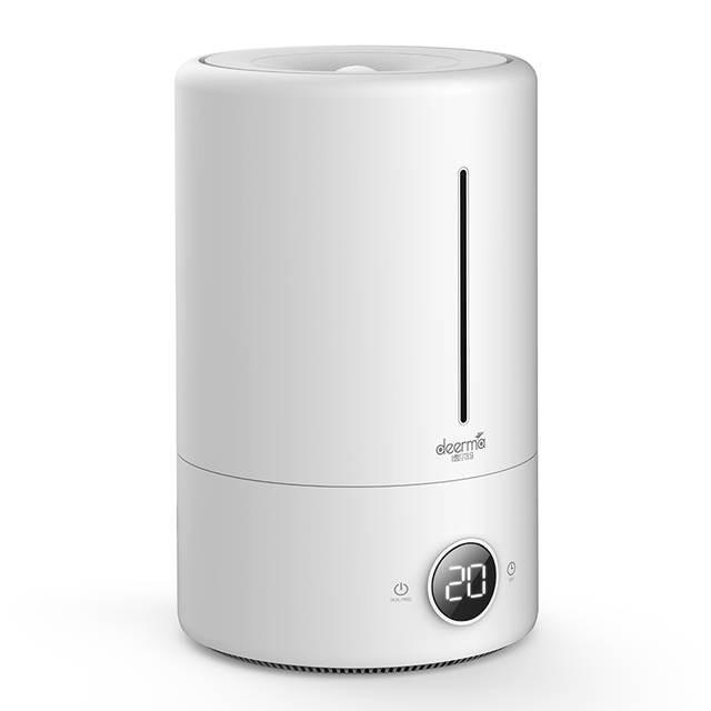 Deerma DEM-F628a 5л от Xiaomi, Led екран, Увлажнитель воздуха, Ультразвуковий зволожувач повітря