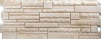Фасадная панель Камень скалистый Альпы