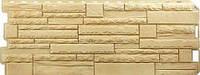 Фасадная панель Камень скалистый Кавказ