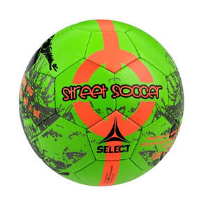 М'яч футбольний Select Street Soccer № 4,5