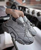 Женские кроссовки Calvin Klein Gray