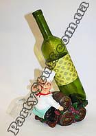 Подставка для бутылки Повар