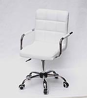 Кресло мастера Augusto Arm CH Office, белое