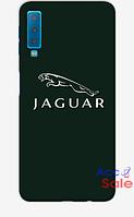 Чехол с принтом Jaguar для Samsung Galaxy A7 2018 A750f