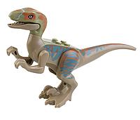 Набор Динозавров Аналог Лего 8 штук. Конструктор Набор №1