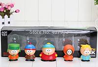 Набор фигурок South Park Южный парк Південний Парк Картман Кенни Кайл Стэн