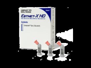 Esthet-X HD, YE , реставраційний композит з мікроматрицею