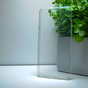 Чехол LG Q7 Прозрачный
