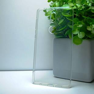 Чехол Nokia 7 Прозрачный