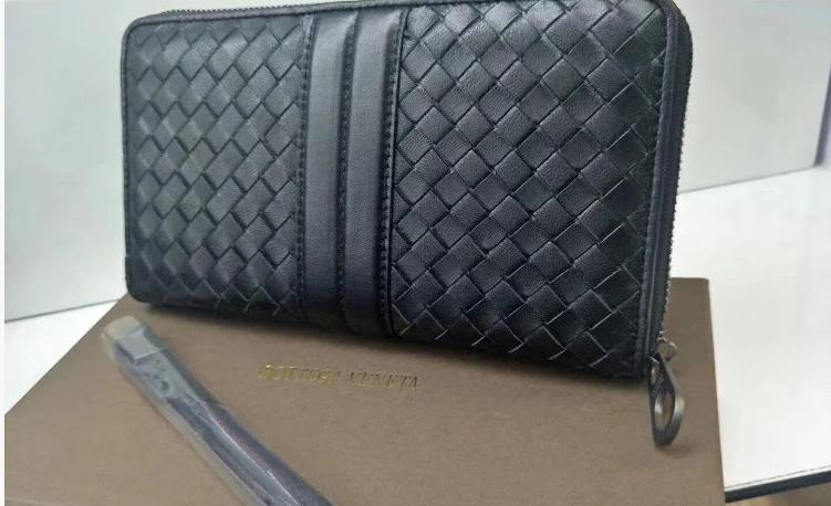 Мужской кожаный брендовый клатч (B-8116)