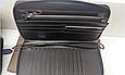 Мужской кожаный брендовый клатч (B-8116), фото 2