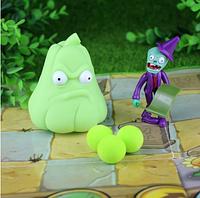 Игрушка Растения против зомби Кабачок зелёный Plants vs zombies