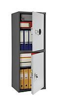 Шкаф металлический SL-125 / 2.T