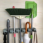 [ОПТ] Тримач для швабри Broom holder, фото 4