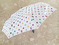 Зонт Louis Vuitton белый + чехол