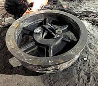 Нержавеющий металл- литье стали, фото 9
