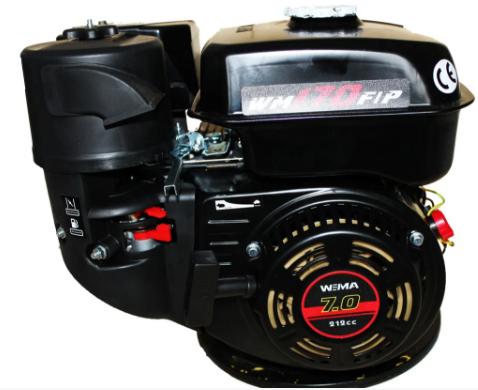 Двигун Weima ВТ170F-S(CL) +БЕЗКОШТОВНА ДОСТАВКА! (вал 20 мм, шпонка, відцентрове зчеплення)