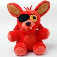 Мягкая игрушка Фокси 22 см 5 ночей с Фредди Аниматроники. Фнаф