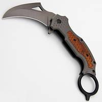 Тотем. Керамбит,складной нож. Модель DA 106