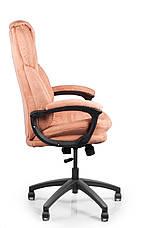 Офисное тканевое кресло Barsky SFb-02 Soft Arm peach, фото 3