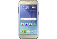 Samsung Galaxy J2 Duos J200 1/8GB Gold Grade С Б/У, фото 2