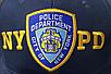 """Бейсболка чоловіча поліція ліцензійна Вишвка """"NYPD"""" з шевроном Rotcho США, фото 5"""