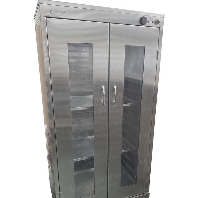 Фото Шкаф расстоечный  18 уровней (600*400) проф 430 из нержавеющей стали