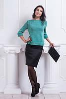 Женская нарядная кофта 001   (К.О.Н.) , фото 1