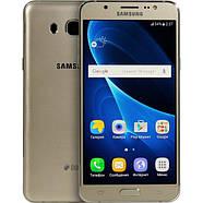 Samsung Galaxy J7 2016 Duos SM-J710F 16GB Gold Grade C Б/У, фото 3