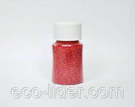 Бульонки для слаймов і дизайну нігтів, червоні