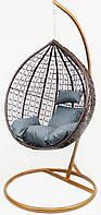 Подвесное кресло-качалка B-183A, кресло-качалка для сада, мебель для сада, кресло-качалка из ротанга