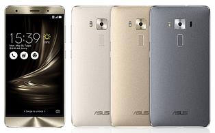 Чехлы для телефонов Asus Zenfone 3