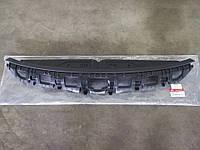 Накладка радиатора дефлектор киа Рио 3, KIA Rio 2015-17 YB, 86353h8000