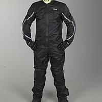 Мото Дождевик IXS Calais Rain Jacket - Black   Раздельный, фото 1
