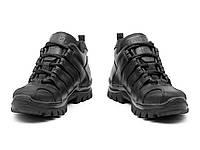 Тактические водостойкие кроссовки (женские/мужские, кожаные, МБС подошва 9д штурм), фото 1