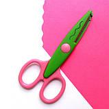Фігурні ножиці 6 шт, фото 2