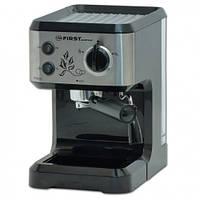 Кофеварка эспрессо (рожковая) First FA54761