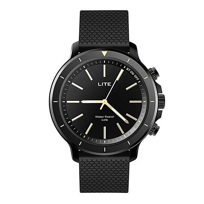 Умные часы Zeblaze Vibe Lite с высокой автономностью (Черный)
