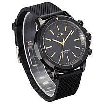 Умные часы Zeblaze Vibe Lite с высокой автономностью (Черный), фото 2