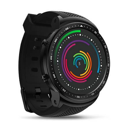 Умные часы Zeblaze Thor PRO с поддержкой 3G и Wi-Fi (Черный), фото 2