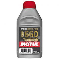 Тормозная жидкость MOTUL RBF 660 Factory Line (0,5L)